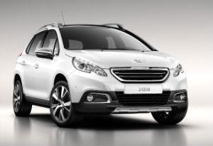 Новый Peugeot 2008 покажу на автосалоне Женева 2013